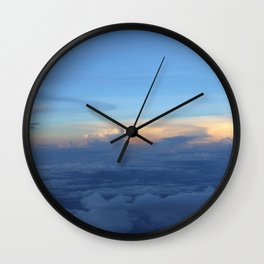 Soft Beauty 1 Wall Clock