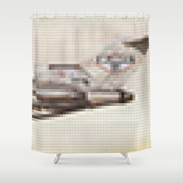 Licensed To Ill Shower Curtain