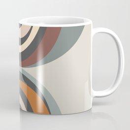 Abstract Composition 1062 Coffee Mug