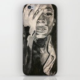 Embracing Your Body iPhone Skin