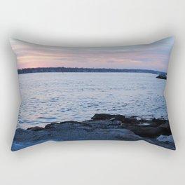 Dusk Sky Rectangular Pillow