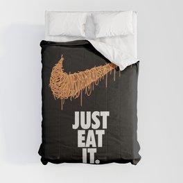 Just Eat It...spaguetti Comforters