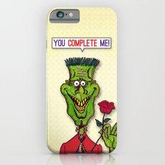 Frankenstein's Monster in Love iPhone 6s Slim Case