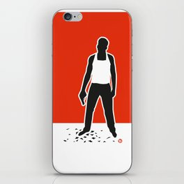 DIE HARD iPhone Skin