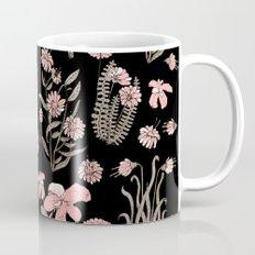 PINK FLOWER AT NIGTH Mug