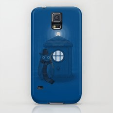 Dr Who Who? Slim Case Galaxy S5
