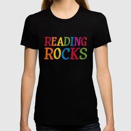 Readking Rocks T-shirt