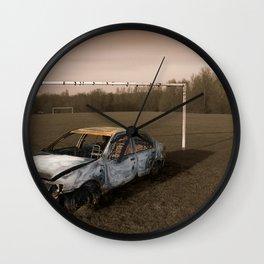 Stolen Joyride MK Wall Clock