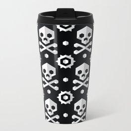 Jolly Roger Metal Travel Mug