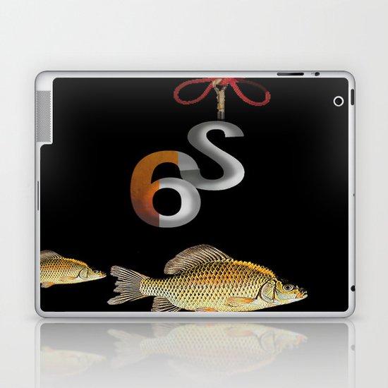 S6 Tee Laptop & iPad Skin