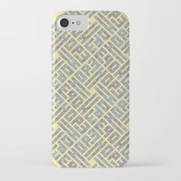 calligraphy iPhone & iPod Cases featuring Hope Calligraphy by GRAY