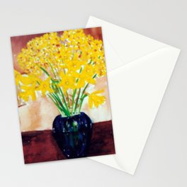 Daffodils  and Jonquils             by      Kay Lipton Stationery Cards