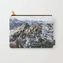 New Zealand's beauty *Aoraki/MtCook 6 Carry-All Pouch