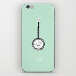 TERRANDA ( ALABAMA MONROE ) iPhone Skin