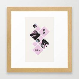 Visions of Japan Framed Art Print