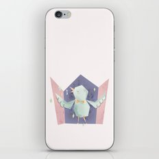 Singing bird iPhone & iPod Skin