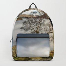 Lake Ogwen Snowdonia Backpack