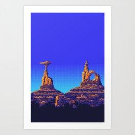 Landscape I Art Print