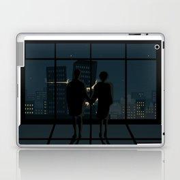 A very strange time Laptop & iPad Skin