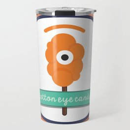 cotton eye candy Travel Mug
