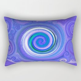 Abstract Mandala 269 Rectangular Pillow