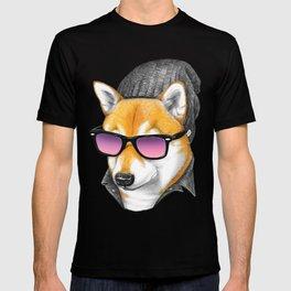 Cool Shiba inu T-shirt