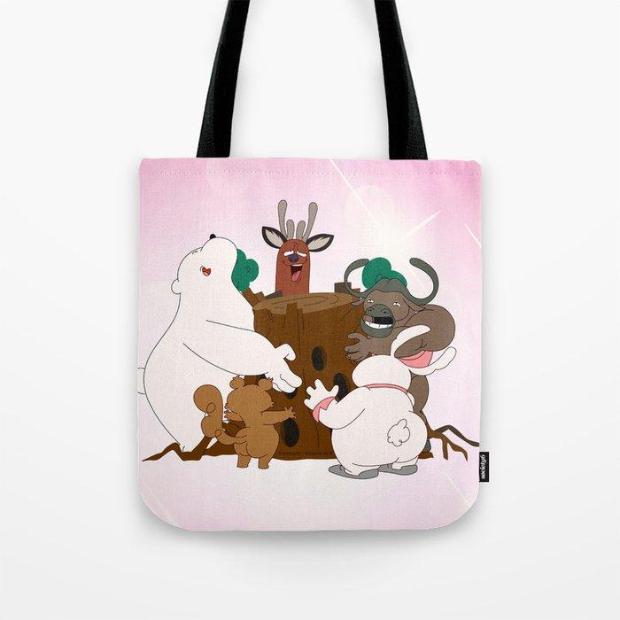 The Magic Tree (Peepoodo) Tote Bag