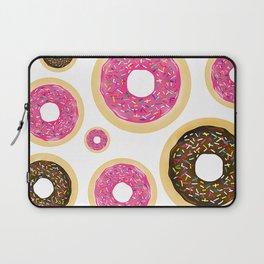 Sprinkle Donuts Laptop Sleeve