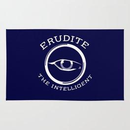 Divergent - Erudite The Intelligent Rug