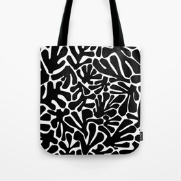 The Cut Outs // B&W Tote Bag