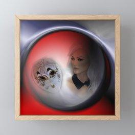 fashiondoll's day -21- Framed Mini Art Print
