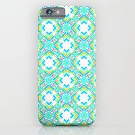 Colorful Kaliedoscope iPhone Case