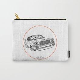Crazy Car Art 0203 Carry-All Pouch