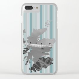 Scotland, the land of mountains Clear iPhone Case