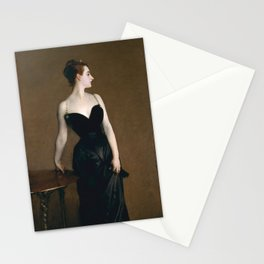 Madame X by John Singer Sargent, 1884 Stationery Cards