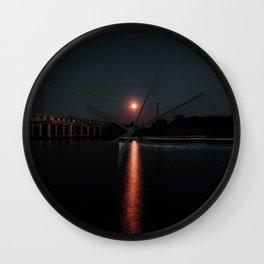 Light Trails - LG Wall Clock