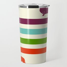 (Very) Long Dachshund Travel Mug