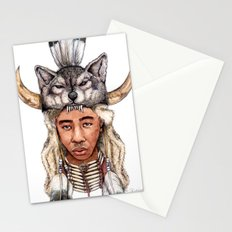 WOLF / Tyler, The Creator Stationery Cards