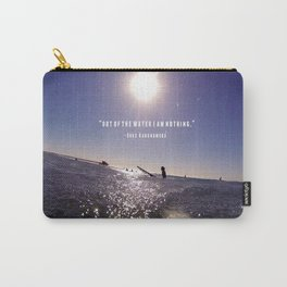 Water is Everything Carry-All Pouch