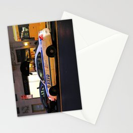 NYPD Squad Car Stationery Cards