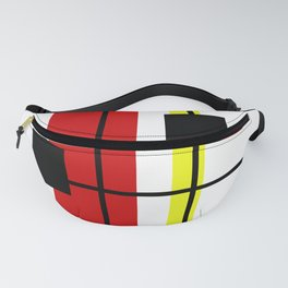 Geometrical design Fanny Pack