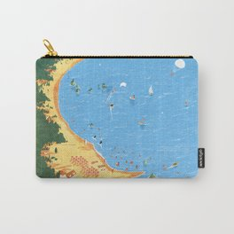 Travel Posters - Algarve Carry-All Pouch