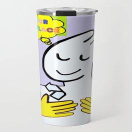 ASL Find Your Happy Place Travel Mug