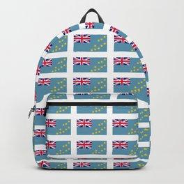 flag of Tuvalu -tuvaluan,Ellice Islands,Niutao,fatele,funafuti. Backpack