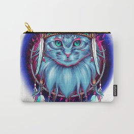 Dreamcatcher Cat Carry-All Pouch