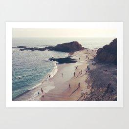 Laguna Beach  Art Print