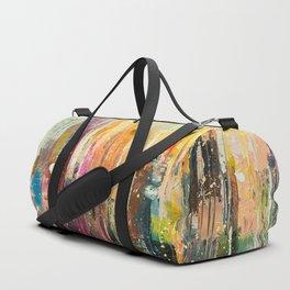 Evening city Duffle Bag