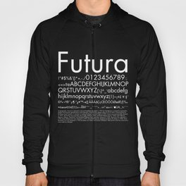 Futura (White) Hoody