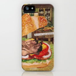 Make Your Own Sandwich iPhone Case