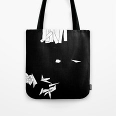 Fragmentation 2 Tote Bag